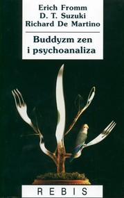 okładka Buddyzm zen i psychoanaliza, Książka | Fromm Erich