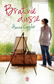 okładka Bratnie dusze, Książka | Cygler Hanna