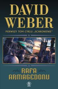 okładka Rafa Armagedonu, Książka | David Weber