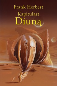 okładka Kapitularz Diuną. Książka | papier | Herbert Frank