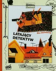 okładka Latający detektyw, Książka | Holmberg Ake