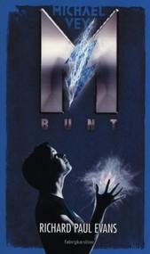 okładka Michael Vey Bunt, Książka | Richard Paul Evans
