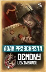 okładka Demony Leningradu, Książka | Adam  Przechrzta