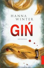 okładka Giń, Książka | Winter Hanna
