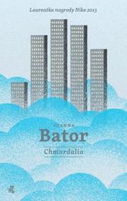 okładka Chmurdalia, Książka   Bator Joanna