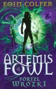 okładka Artemis Fowl. Fortel wróżki, Książka | Colfer Eoin