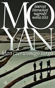 okładka Klan czerwonego sorga, Książka | Yan Mo