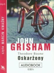 okładka Theodore Boone. Oskarżony, Książka | John  Grisham