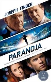 okładka Paranoja. Książka | papier | Finder Joseph