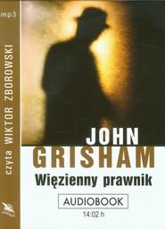 okładka Więzienny prawnik audiobook, Książka | John  Grisham