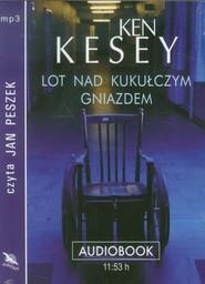 okładka Lot nad kukułczym gniazdem audiobook, Książka | Ken Kesey