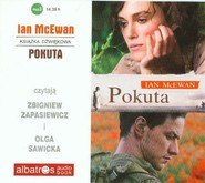 okładka Pokuta audiobook, Książka | Ian McEwan
