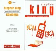 okładka Komórka audiobook, Książka | Stephen King