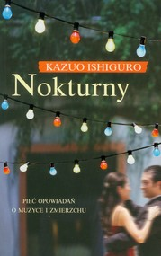 okładka Nokturny. Książka | papier | Ishiguro Kazuo