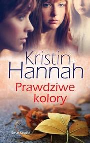 okładka Prawdziwe kolory, Książka | Hannah Kristin