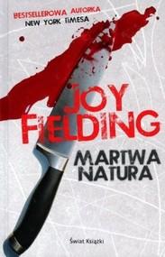 okładka Martwa natura, Książka | Joy Fielding