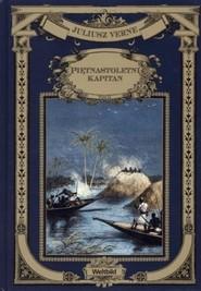 okładka Piętnastoletni kapitan. Tom II, Książka | Juliusz Verne