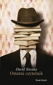 okładka Ostatni czytelnik, Książka | Toscana David