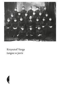 okładka Langosz w jurcie. Książka | papier | Varga Krzysztof