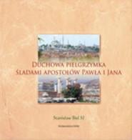 okładka Duchowa pielgrzymka śladami apostołów Pawła i Jana, Książka | Stanisław Biel