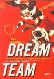 okładka Dream Team, Książka | McCallum Jack
