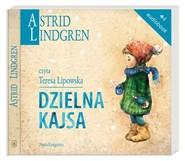 okładka Dzielna Kajsa. Audiobook, Książka | Astrid Lindgren