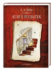 okładka Kubuś Puchatek. Książka | papier | Alan Alexander Milne