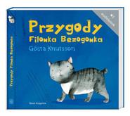 okładka Przygody Filonka Bezogonka. Audiobook, Książka | Knutsson Gosta
