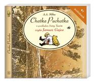 okładka Chatka Puchatka. Audiobook. Książka | papier | Alan Alexander Milne