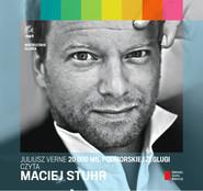 okładka 20000 mil podmorskiej żeglugi czyta Maciej Stuhr. Audiobook, Książka | Juliusz Verne
