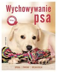 okładka Wychowywanie psa, Książka | Jones Renate