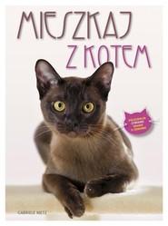 okładka Mieszkaj z kotem, Książka | Metz Gabriele