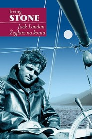 okładka Jack London Żeglarz na koniu. Książka | papier | Stone Irving