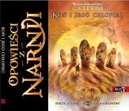 okładka Opowieści z Narnii. Koń i jego chłopiec. Audiobook. Książka | papier | Lewis C.S.