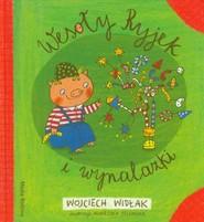 okładka Wesoły Ryjek i wynalazki, Książka   Widłak Wojciech