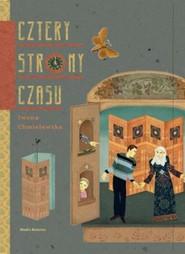 okładka Cztery strony czasu, Książka   Chmielewska Iwona