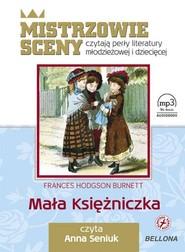 okładka Mała księżniczka. Audiobook, Książka | Frances Hodgson Burnett