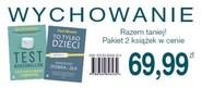 okładka Wychowanie. Test Marshmallow / To tylko dzieci Pakiet, Książka | Walter Mischel, Paul Bloom