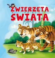 okładka Padded. Zwierzęta świata, Książka | Urszula Kozłowska