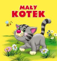 okładka Padded. Mały kotek, Książka | Urszula Kozłowska