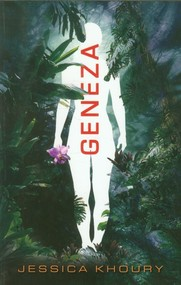 okładka Geneza, Książka | Khoury Jessica