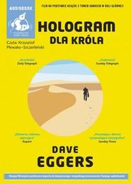 okładka Hologram dla króla, Książka | Dave Eggers