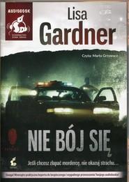 okładka Nie bój się. Książka | papier | Gardner Lisa