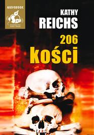 okładka 206 kości, Książka | Reichs Kathy