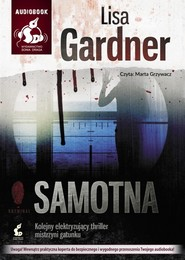 okładka Samotna. Książka | papier | Gardner Lisa