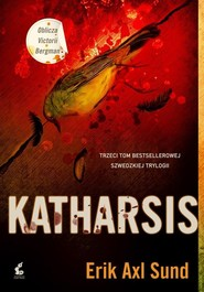 okładka Katharsis. Książka | papier | Erik Axl  Sund