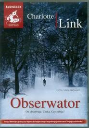 okładka Obserwator, Książka | Charlotte Link