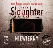 okładka Niewierny, Książka | Karin Slaughter