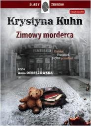 okładka Zimowy morderca, Książka | Kuhn Krystyna