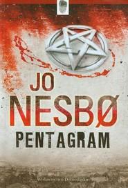 okładka Pentagram, Książka   Nesbo Jo